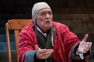 Jonathan Farwell stars in OpenStage Theatre & Company's 'Amadeus.'