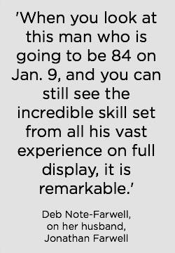 Jonathan Farwell quote
