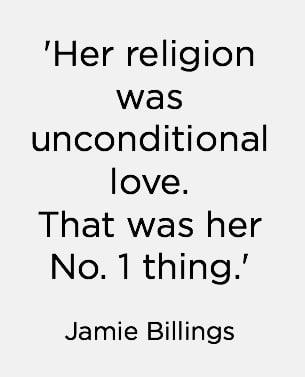 Brenda Billings quote.
