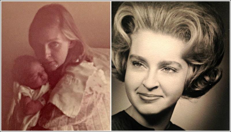 Gene Gillette's mother.
