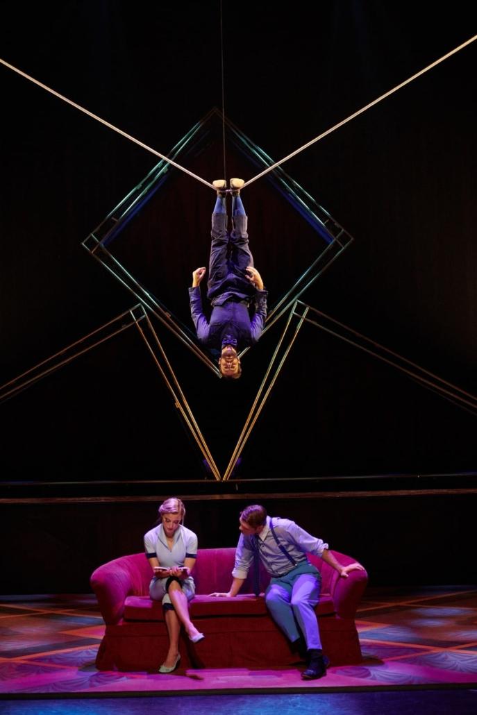 Cirque Eloize Hotel Denver Center For The Performing Arts