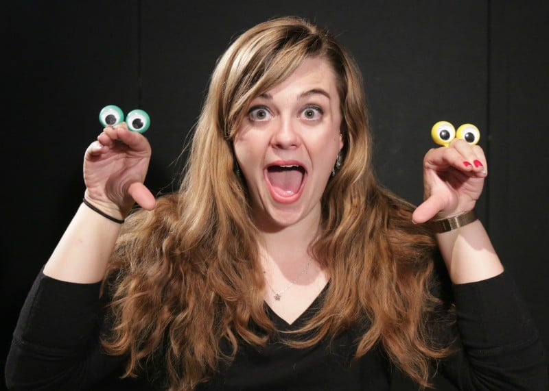 Katy Williams is producing the first ever Rocky Mountain Puppet Slam. Photo by Cheyenne Michaels..