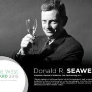 2015 True West Award Donald Seawell
