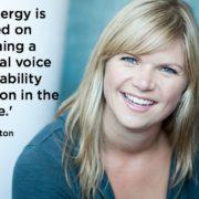 Regan Linton Quote