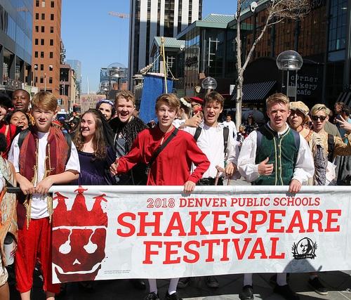 2018 DPS Shakespeare Festival
