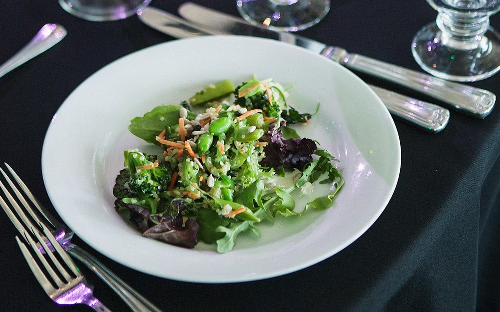 Downtown Denver restaurant partners food