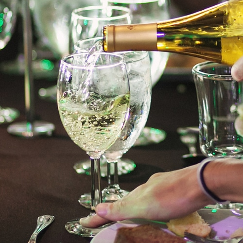 DCPA restaurant partners drinks