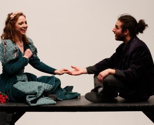 Scene Study II: Shakespeare's Comedy