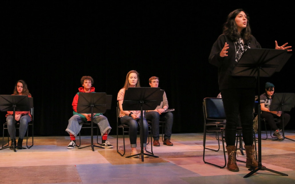High School Playwriting Workshops & Competition - Denver