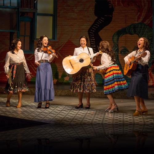 American Mariachi on The Stage Theatre