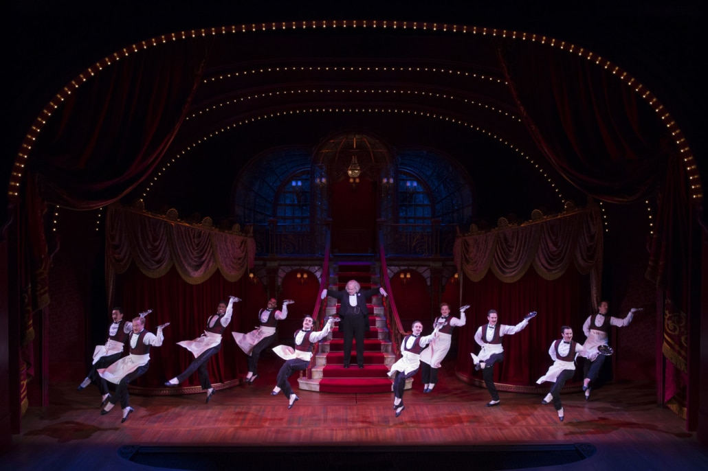 Official Hello Dolly Tickets Buell Theatre Denver
