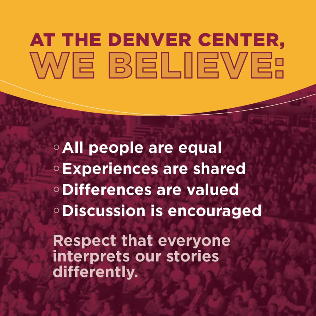 Denver Center   Jobs, Auditions, Play Submissions, Internships