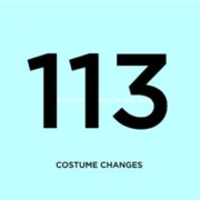 113Costume changes