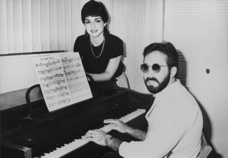 Gloria and Emilio Estefan. Photo courtesy Emilio Estefan.