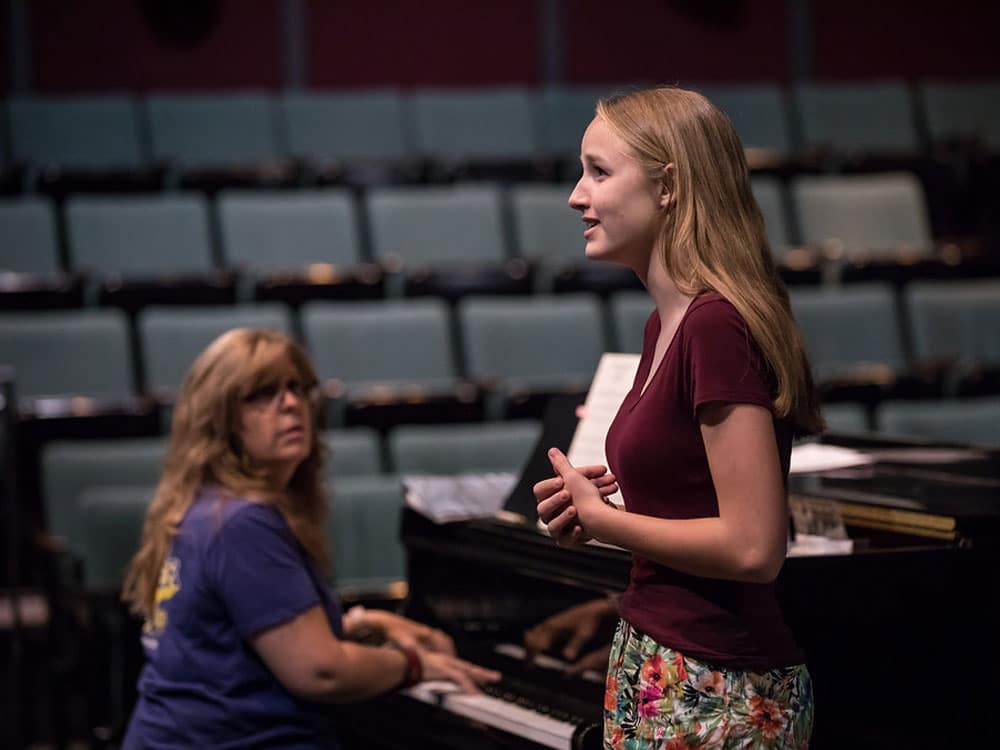 Middle School • The Art of Auditioning One-Day Workshop