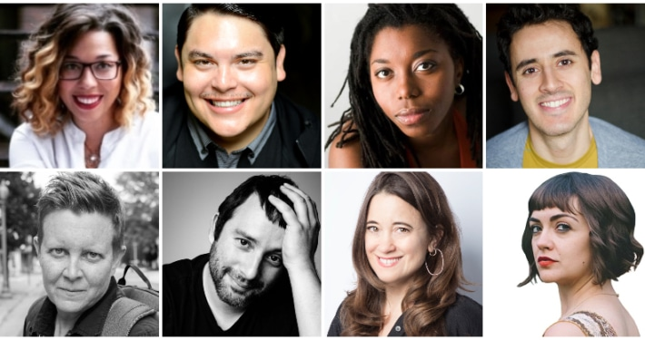2019 Featured Playwrights CNPS