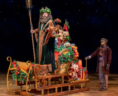 A Christmas Carol 2018 - Photo by Adams Viscom