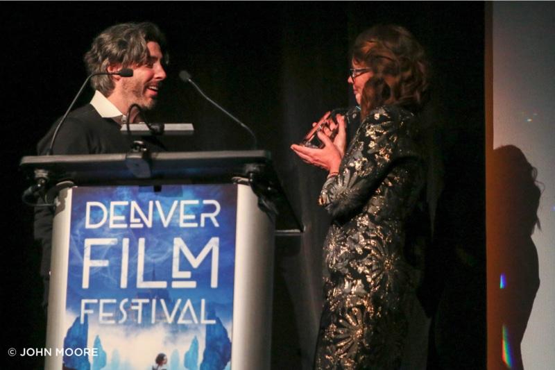 Jason Reitman Britta Erickson Denver Film Festival