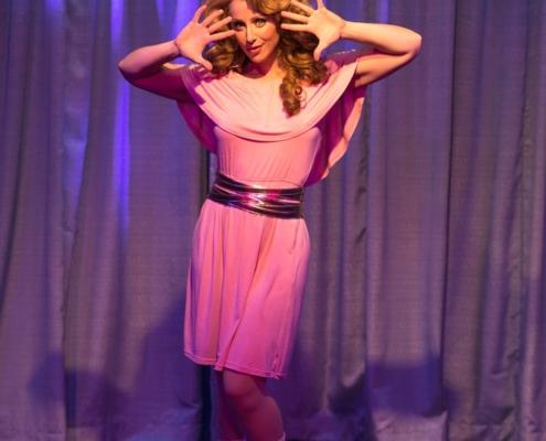 Lauren Shealy in DCPA XANADU Photo By Emily Lozow