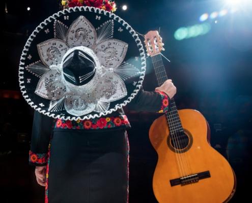 Meghan Anderson Doyle. American Mariachi 2018 True West Awards. Photo by Adams VisCom