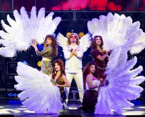 ROCK OF AGES National Tour - Jeremy Daniel, 2018