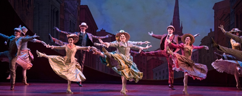 NATIONAL TOURING COPANY OF HELLO, DOLLY! Photo Credit: Julieta Cervantes