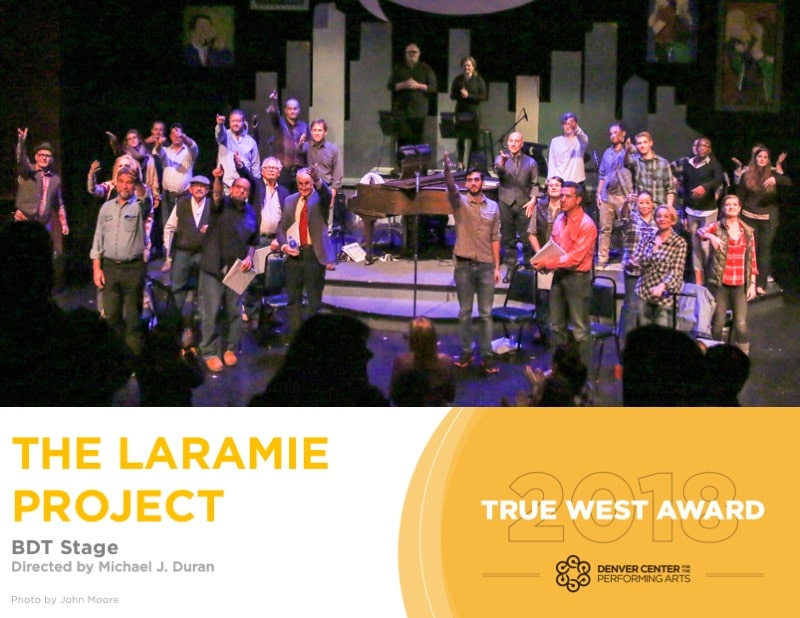 True West Awards BDT Stage The Laramie Project