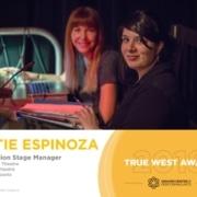2018 True West Awards Katie Espinoza