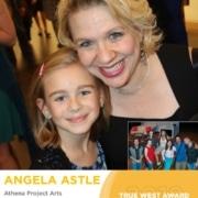 True West Awards Angela Astle