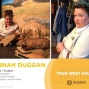 True West Awards Hannah Duggan Buntport