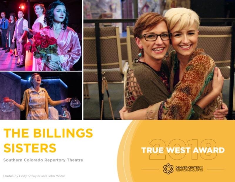 True West Awards Billings Sisters