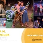 True West Awards 2018 Lisa Orzolek