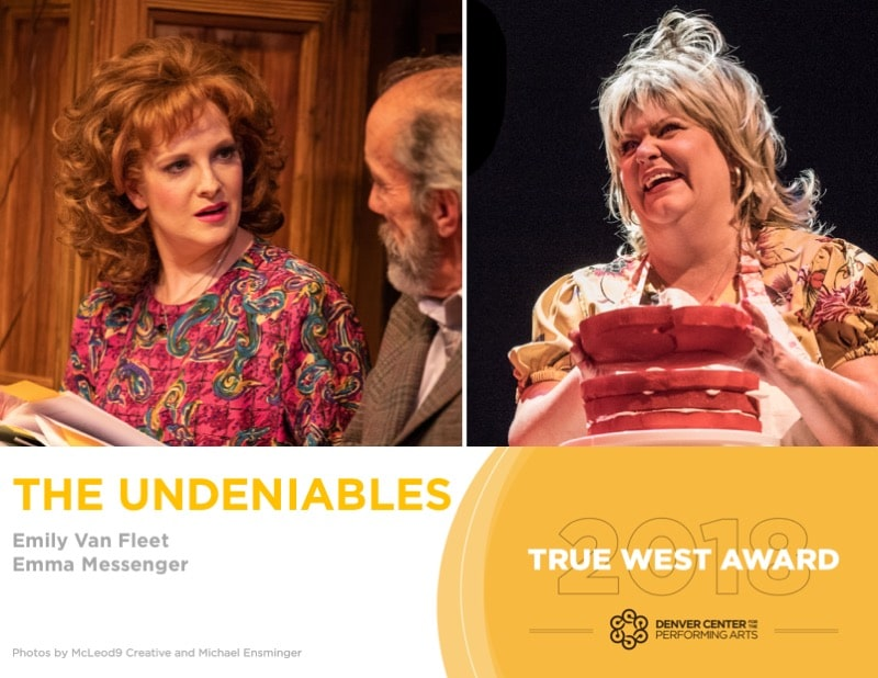 True West Awards Emily Van Fleet and Emma Messenger 2