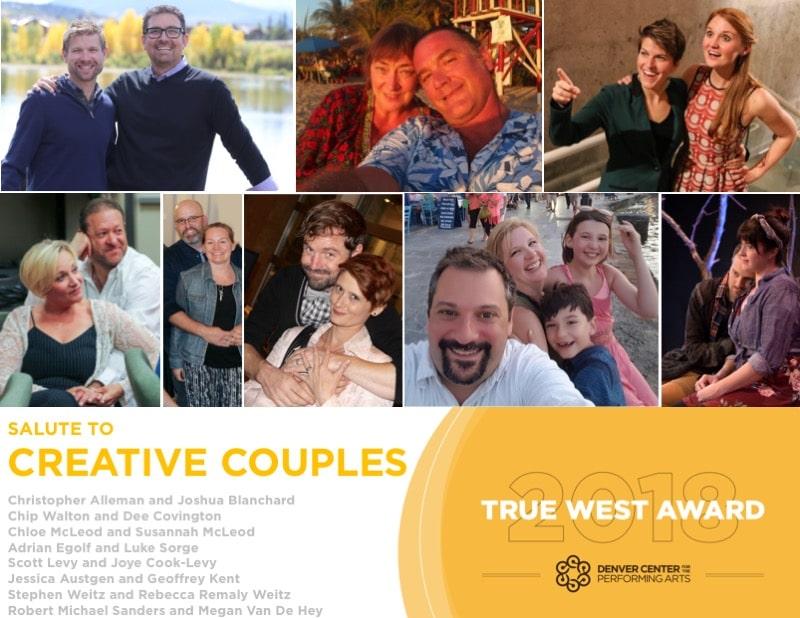 True West Awards Creative Couples