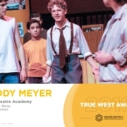 2018 True West Awards Edward Teddy Meyer