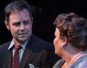 Geoff Kent and Emma Messenger in All My Sons. Matt Gale Photography