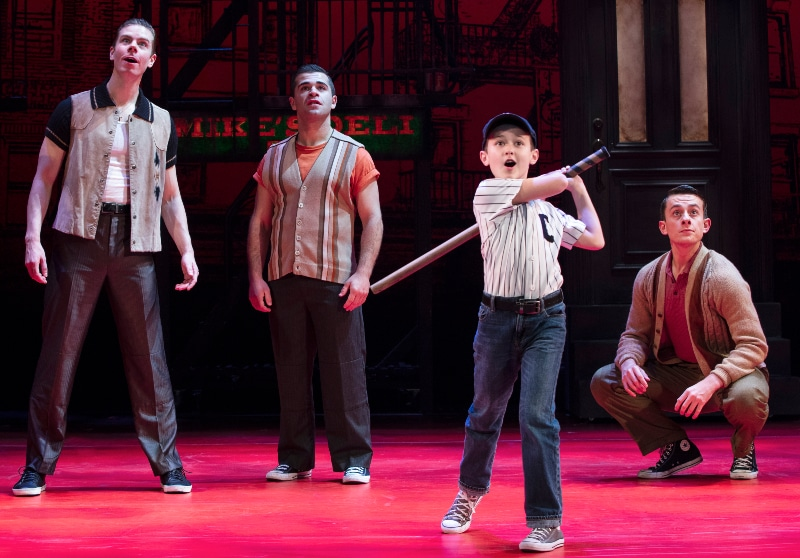 Palminteri finds a new musical audience for his timeless \'A ...