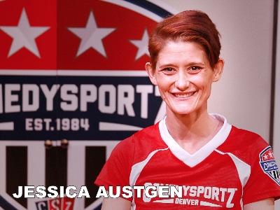 Jessica Austgen Comedy Sportz