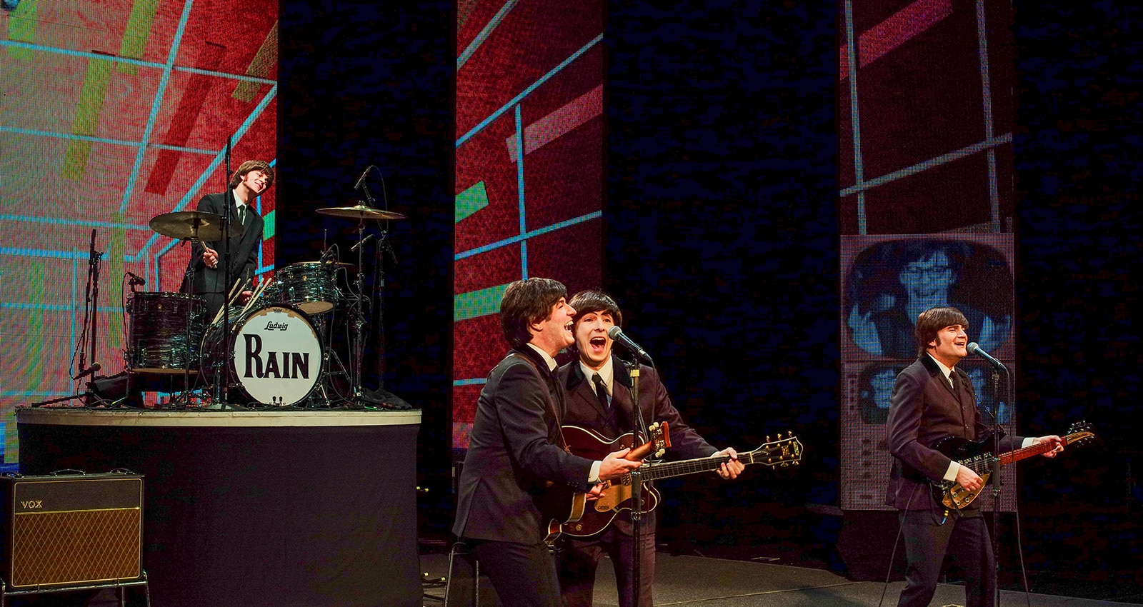 Rain - A Tribute to the Beatles_Photo by Richard Lovrich