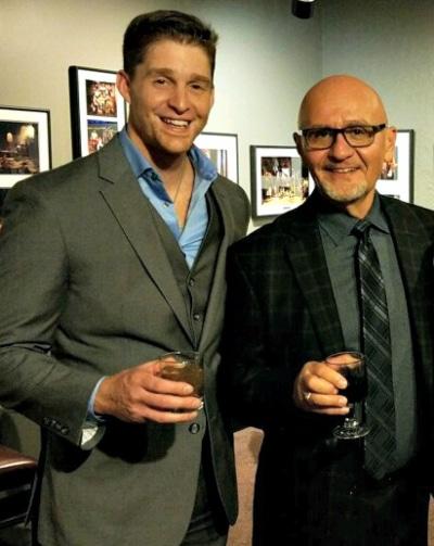 Seamus McDonough and Michael J. Duran