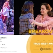 True West Awards Shannan Steele and Heather Lacy