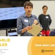 True West Awards Charlie Miller