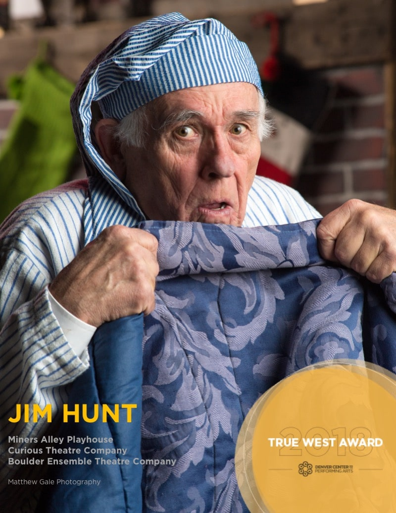 True West Awards 2018 Jim Hunt