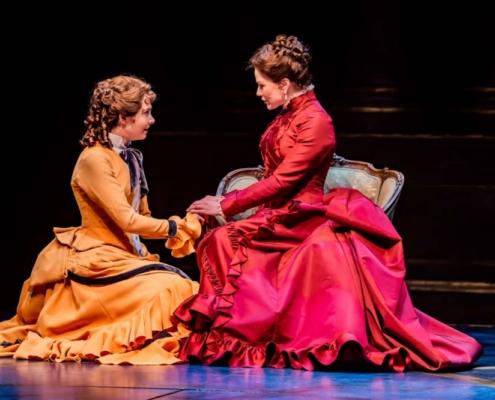Allison Altman and Kate MacCluggage_Photo by AdamsVisCom