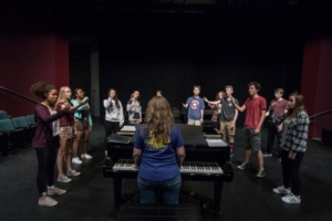 High School Teen Performance Musical Theatre Showcase