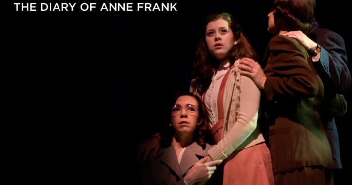 THE DIARY OF ANNE FRANK. ARVADA CENTER
