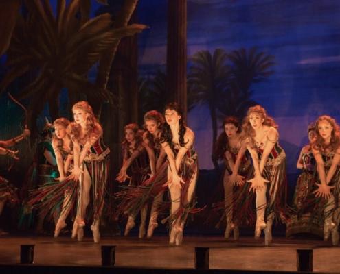 Hannibal Ballet - The Corps de Ballet in Hannibal - Choreography by Scott Ambler - photo by Matthew Murphy