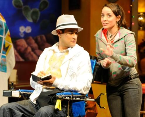 2 Jamie Ann Romero DCPA Theatre's Sunsets and Margaritas