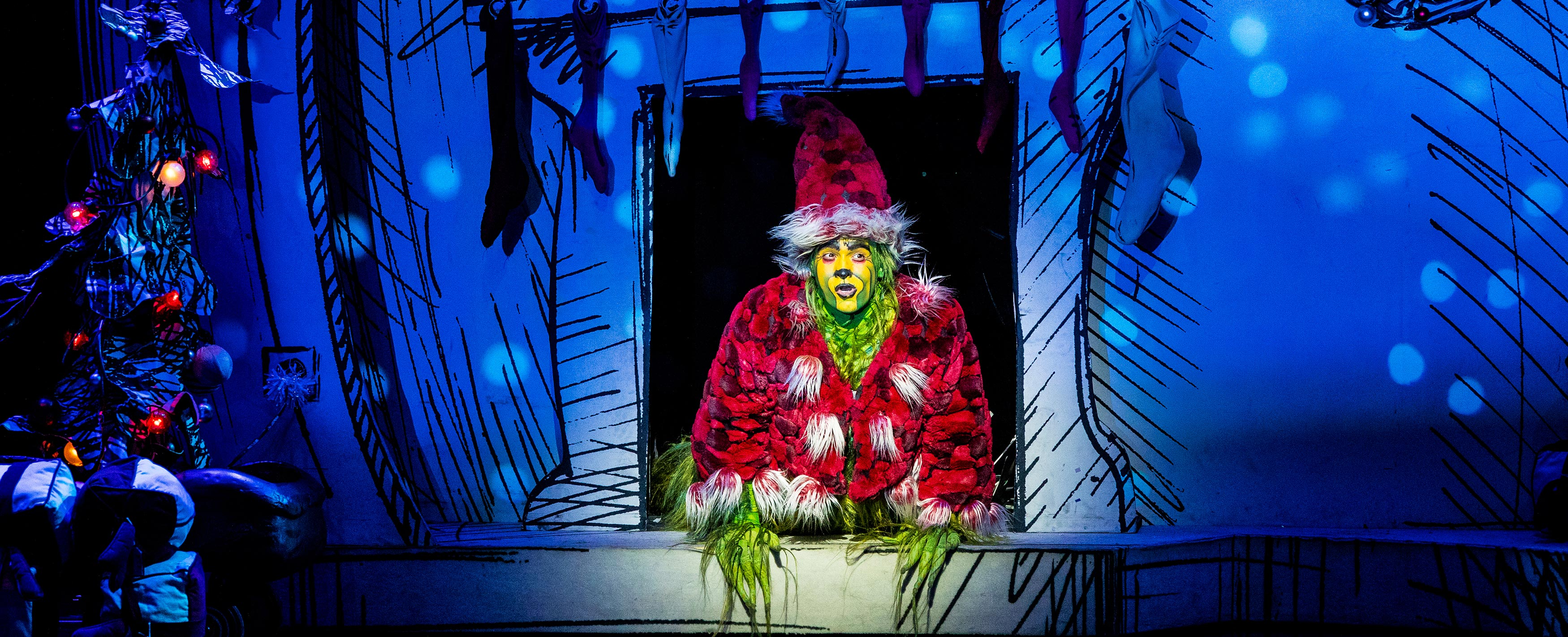 How The Grinch Stole Christmas Musical.Dr Seuss How The Grinch Stole Christmas Tickets Denver