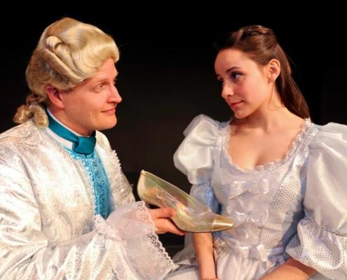 7 Jamie Ann Romero. Cinderella Denver Children's Theatre